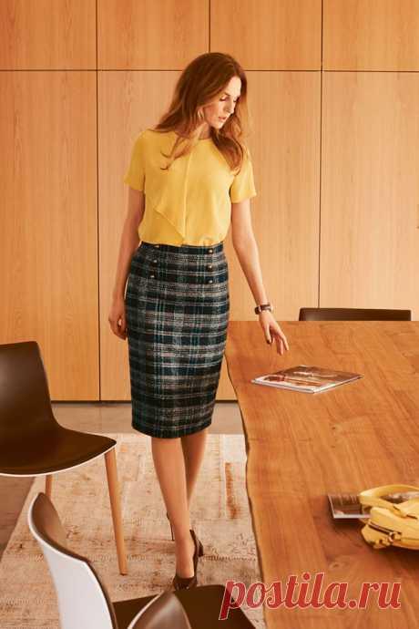Как шить юбку: хитрости и советы / Мастер-классы / Burdastyle