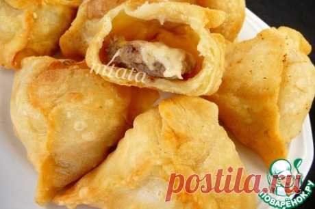 Чебупели – кулинарный рецепт