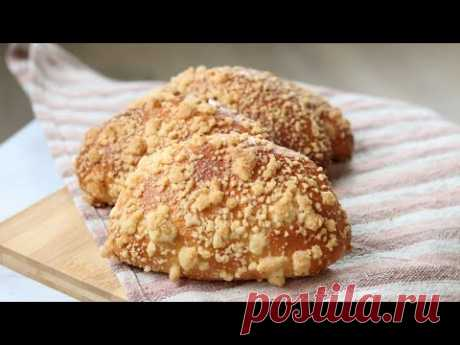 ОЧЕНЬ ВКУСНЫЕ МАЙСКИЕ БУЛОЧКИ с ХРУСТЯЩЕЙ КРОШКОЙ❤ Tasty buns recipe