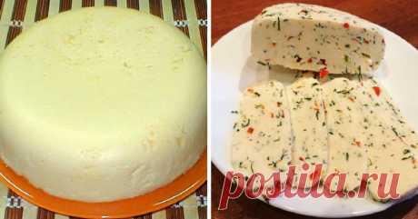 Легендарные сыры домашнего приготовления: 8 простых рецептов Домашний сыр получается не только очень вкусным, но и полезным, поскольку в процессе его приготовления используются только качественные натуральные продукты, без консервантов и прочей химии.