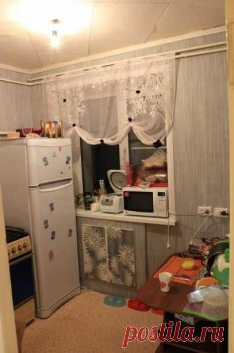 Муж сам отремонтировал эту кухню в 5 кв.м. пока жена гостила у тещи. После приезда, она просто была ошарашена от увиденного))) » Sam-Sdelay.RU – Сделай сам!