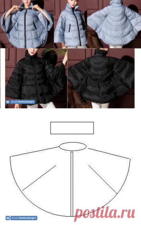Модная куртка: идея и не только — Сделай сам, идеи для творчества - DIY Ideas