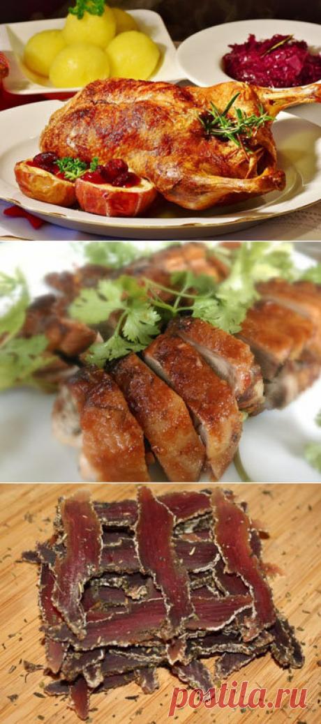 Как вкусно приготовить утку | Диетическое питание