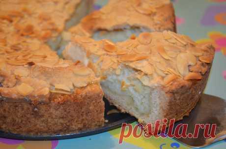 Он родился в тоскане. Безупречный пирог с вкусной кремовой начинкой - Вкусные рецепты - медиаплатформа МирТесен