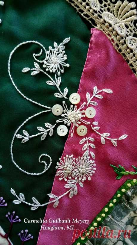 Embroidery Stitches Guide Embroidery Thread Dubai #embroidery