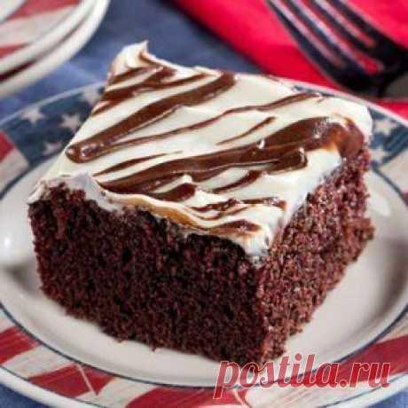 Сумасшедший пирог Одни достоинства! Это очень известный рецепт американской кухни. Согласно легенде этот пирог был придуман во времена великой депрессии в 30 -х годах прошлого века. Без сливочног…