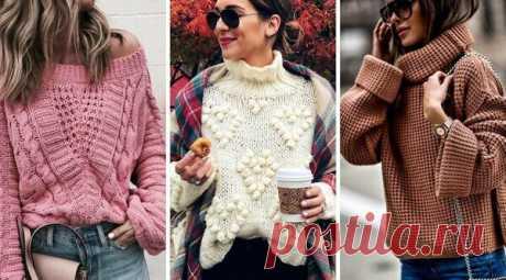Идеи образов: как оставаться самой стильной и красивой зимой