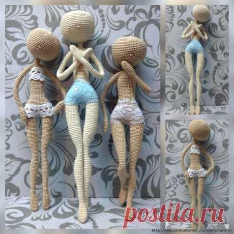 Куклы-амигуруми, связанные крючком | all Dolls