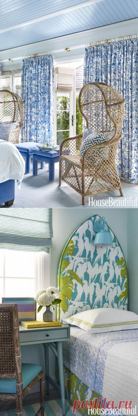 Дом во Флориде, пропитанный летним настроением - Дизайн интерьеров | Идеи вашего дома | Lodgers