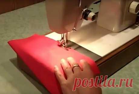 Los secretos de la costura. 5 consejos útiles \u000d\u000a\u000d\u000a\u000d\u000aLos secretos de la costura. Como coser el borde igual sobre el ejemplo de la silueta A-figurada\u000d\u000ahttp:\/\/www.youtube.com\/watch?v=8_aOS_OfyKQ\u000d\u000a\u000d\u000aLas astucias de la costura: si los bordes de la silueta A-figurada coser de ampliamente los bordes a estrecho, la cosa bud …