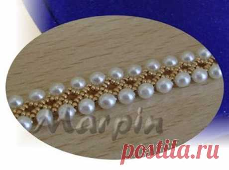 pattern for necklace and bracelet | Beads Magic