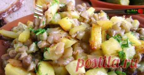 Хитрая и очень быстрая картошка: блюдо, от которого у всех потекут слюнки. Узнай, в чём секрет!