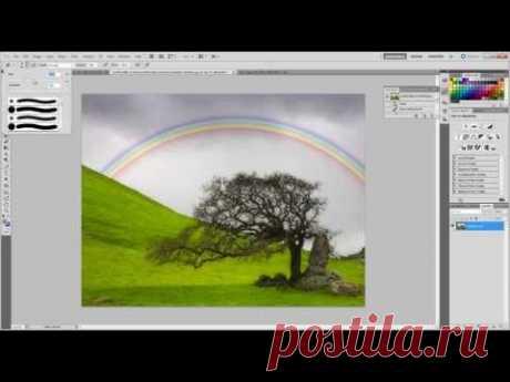 "Третий урок видеокурса ""Photoshop Базовый"" - CGScope (cgscope.com) - YouTube"
