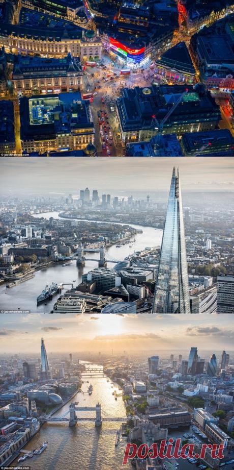 Лондон, от которого захватывает дух / Туристический спутник