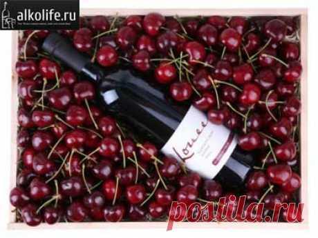 как сделать вино из вишни в домашних условиях: рецепты