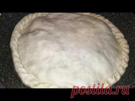 Не устаю готовить этот вкусный пирог на сквороде! Съедаются в один Миг!