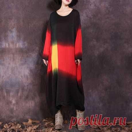 Платье «Аврора светлая печать» Midi - Eva Trends