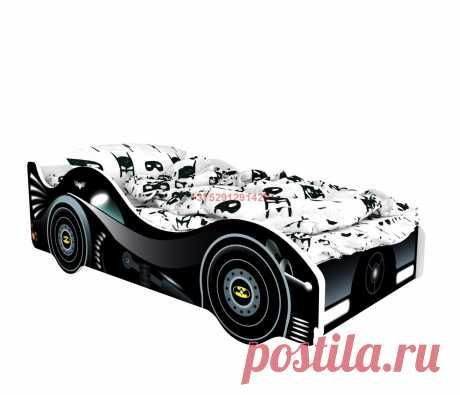 Кровать-машинка Классик Бэтмобиль: купить в Минске недорого, низкие цены, скидки, рассрочка