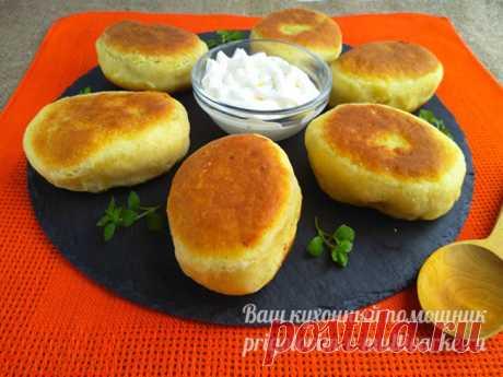 Пирожки за 10 минут: безумно вкусно, быстро и очень легко, рецепт с фото
