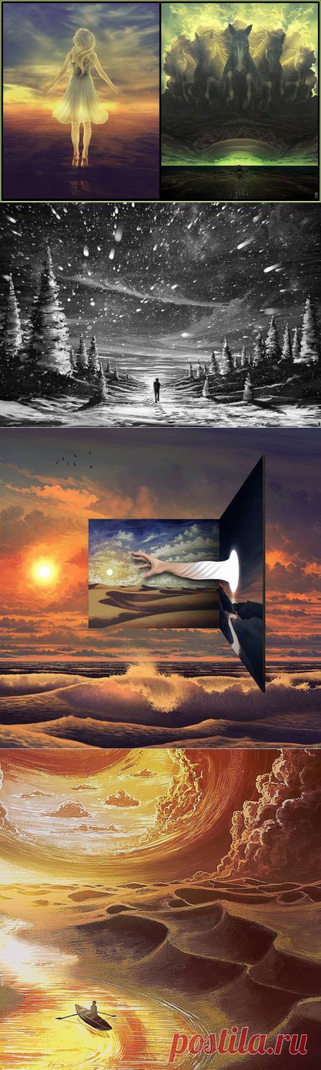 СЮР+иллюстрации / ascendingstorm
