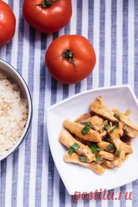 Курица по-индонезийски — Sloosh – кулинарные рецепты