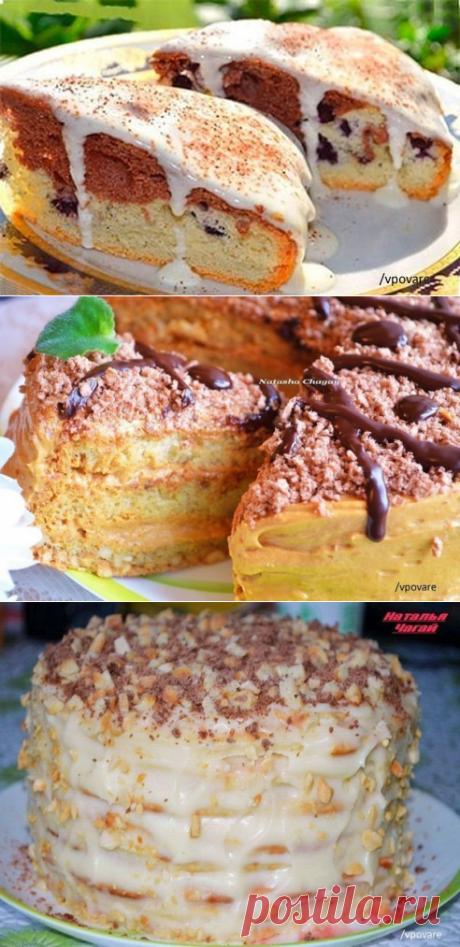 10 обалденно вкусных тортов