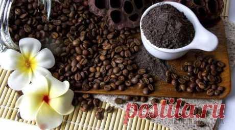 ༺🌸༻7 преимуществ кофе для красоты волос и кожи