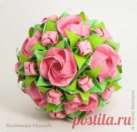 Флешмоб №25. Букет из роз
