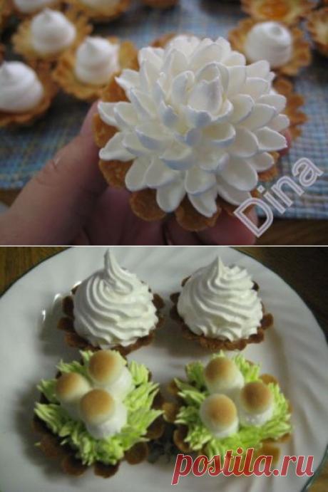 насадки для крема - Самое интересное в блогах