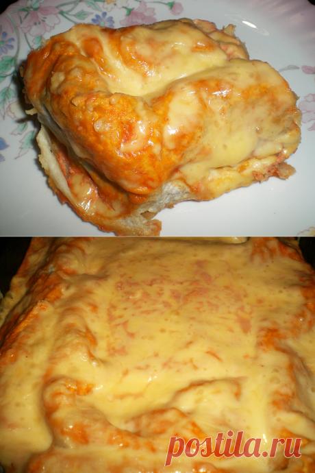 Пирог из лаваша и жареной капусты – так пироги я еще не пекла | Кастрюлька | Яндекс Дзен