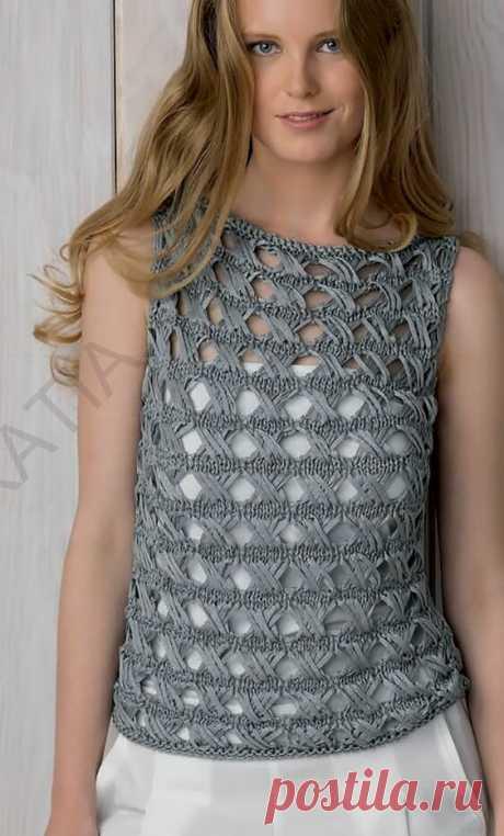 Великолепные фактурные ажуры, не выходящие из моды | 1000 идей для вязания спицами | Яндекс Дзен