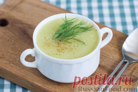 Супы с кабачками - 50 лучших рецептов супов с кабачками
