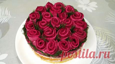 Шикарный букет роз для гурманов / Домоседы