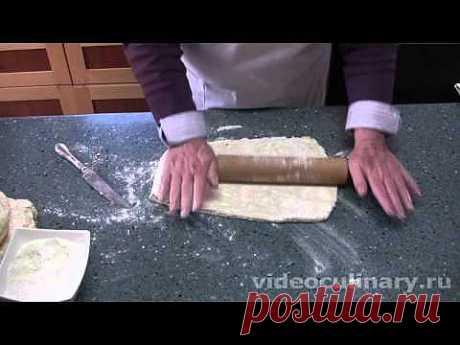 Торт Наполеон от видеокулинария.рф Бабушка Эмма - YouTube