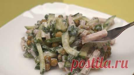 Салат «Пятиминутка» без майонеза получается необычным, но очень и очень вкусным. Готовить его можно и каждый день (даже на ужин), и на праздничный стол. Салат с балыком и свежими овощами очень ароматный, сочный, легкий и по-настоящему весенний. Попробуйте: и вы поразитесь, насколько он вкусный.