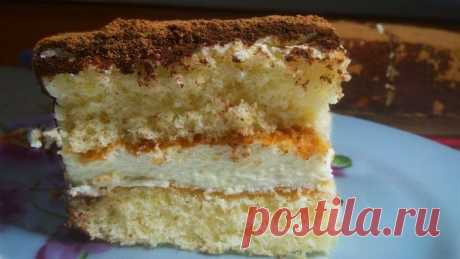 Торт Парсла. Очень вкусный торт