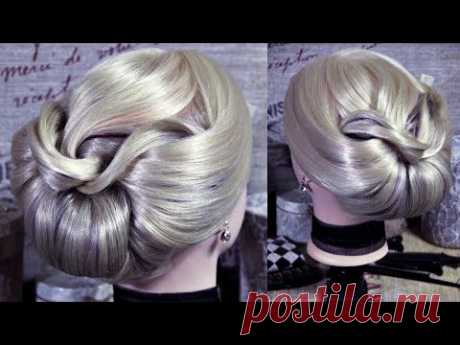 """Hairstyle """"Swallow"""" 