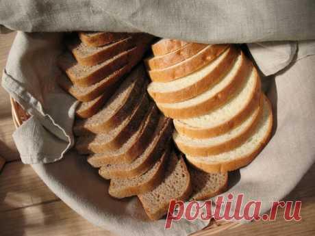 Храним хлеб правильно: 3 варианта для любой кухни — Полезные советы