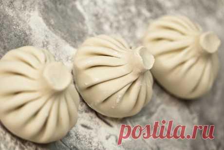 Хинкали от шеф-повара ресторана Мамаlыgа Изо Дзандзава рецепт – авторская кухня: основные блюда. «Еда»