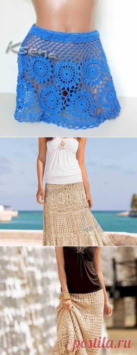 Skirt crochet Beach bikini cover Mini skirt Sexy skirt crochet | Etsy