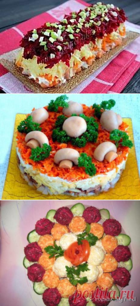ШУБКА= | Мария Селезнева | Рецепты простой и вкусной еды на Постиле