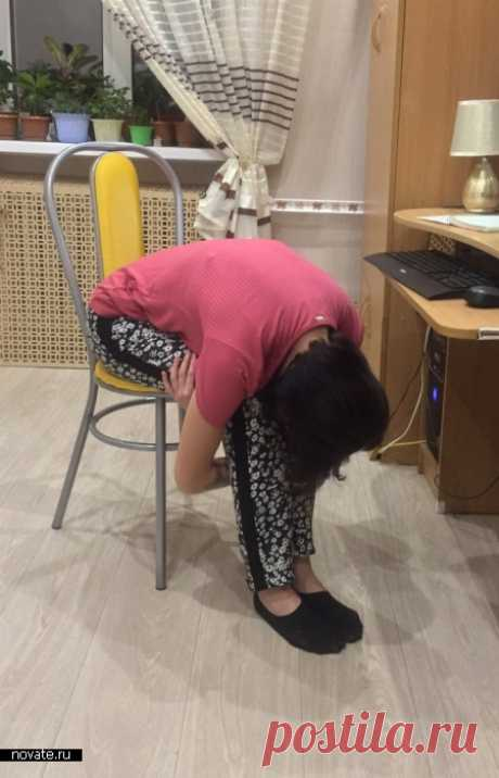 Разминка для шеи при сидячей работе | Делимся советами