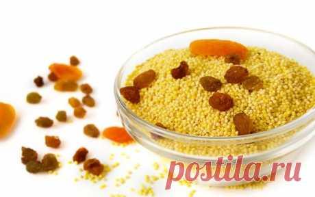 Useful Properties of Millet For Health