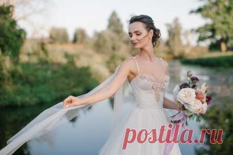 Свадьба Кати и Дениса — это воплощение романтичной классики 💞