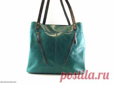 Сумка-рюкзак женская Трио Удобная сумка с двумя независимыми отделениями и возможностью одевать как рюкзак
