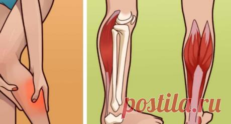 Что предпринять для предотвращения и лечения судорог ног / Будьте здоровы