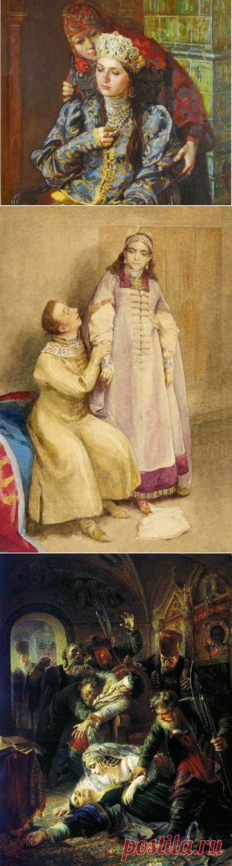 Какой была царевна Ксения Годунова   Изюминки