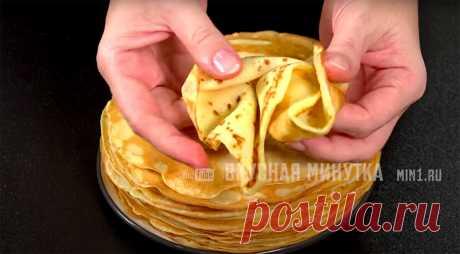 Когда мне хочется особенно вкусных блинчиков, добавляю в тесто картофель (делюсь интересным рецептом) | Кухня наизнанку | Яндекс Дзен