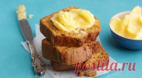 Для зимнего чаепития! Тыквенный кекс с медовым маслом | Вкусные рецепты