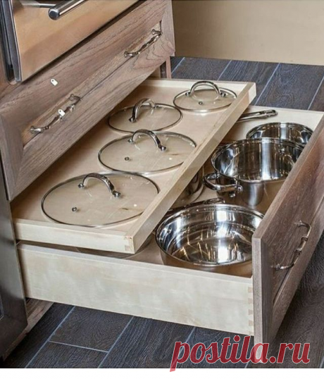 На кухне мелочей нет: полезные и удобные дополнения к стандартной мебели   Новгородский строитель   Яндекс Дзен